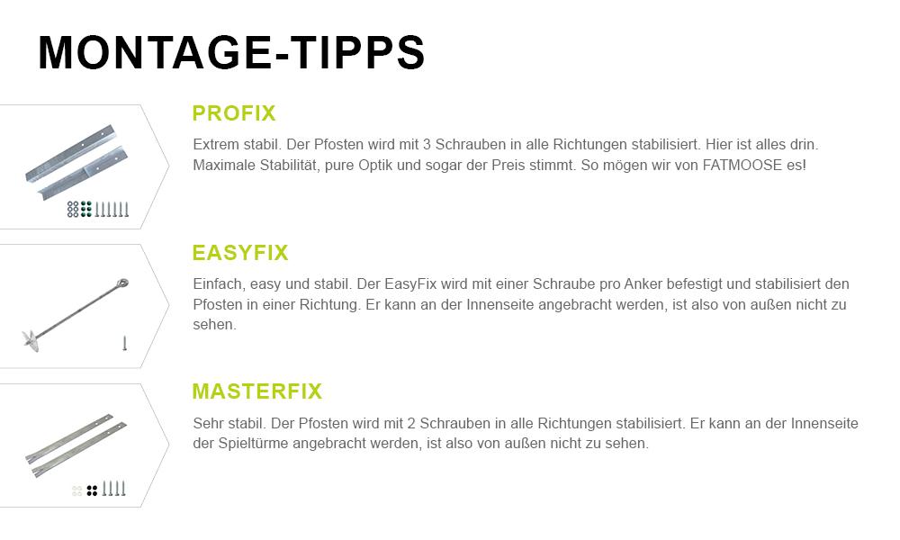 Artikelbeschreibung Montage Tips