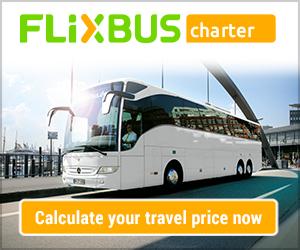 FlixBus - аренда автобуса