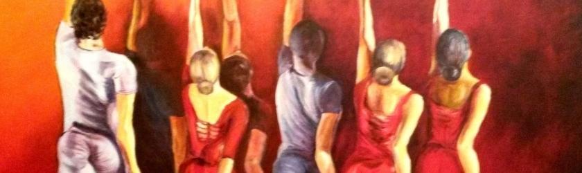Malerei von Mitgliedern