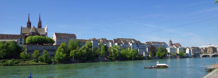 Basel und das Dreiländereck