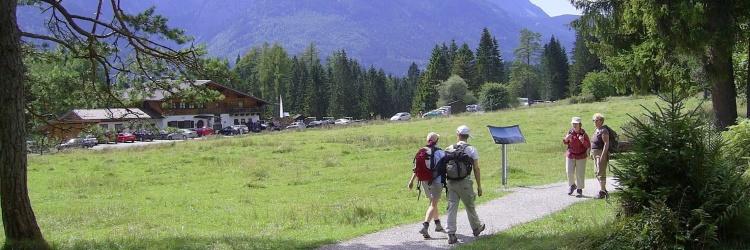 Wandern Alpenvorland