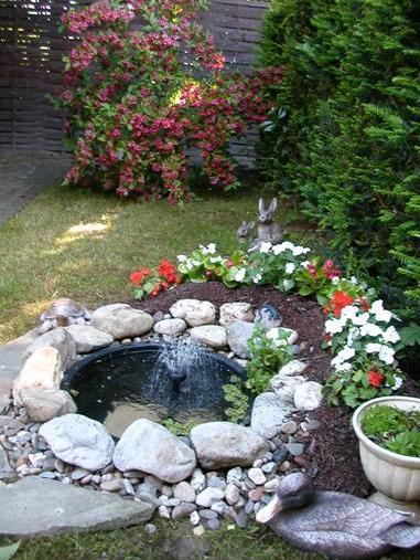Geheimer Wunsch Gartenteich Gartengeschichten Unserer Mitglieder