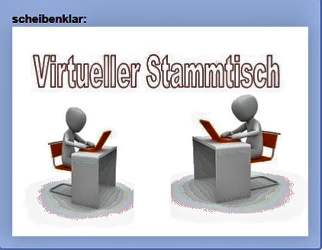 virtueller Schreibtisch