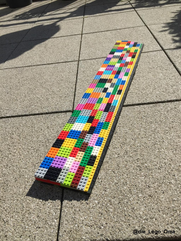 Legorampe von Rita Ebel