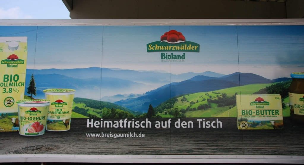 Schwarzwaldmilch
