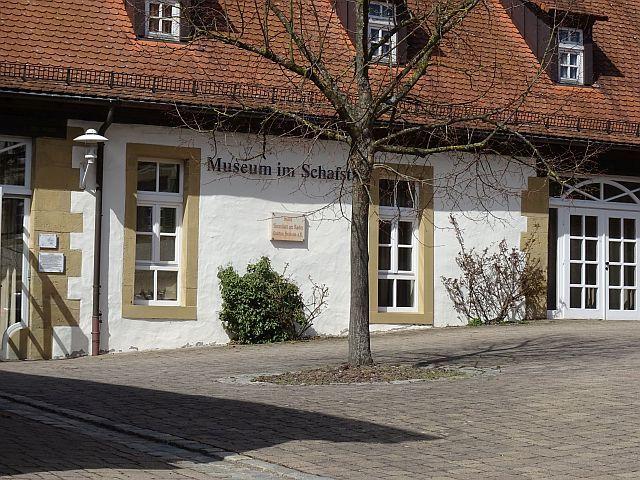 Museum Schafstall in Neuenstadt