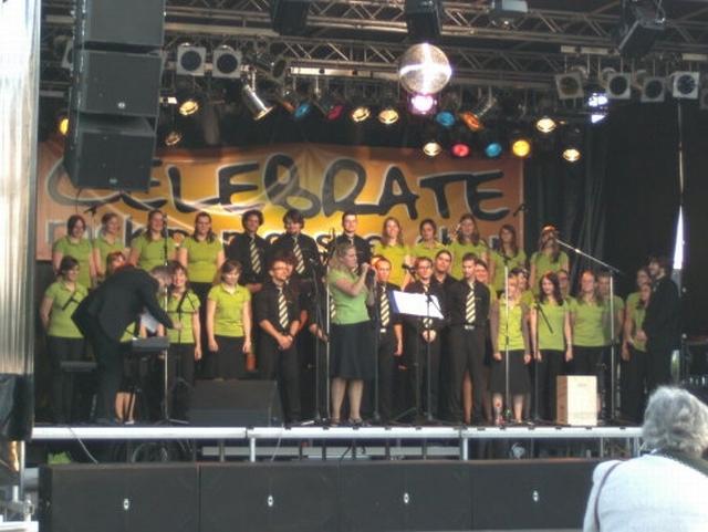 Celebrate Studenten Chor