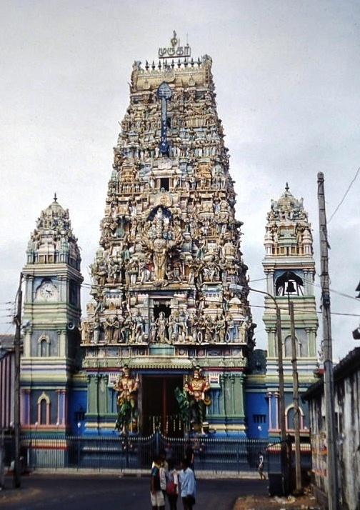 Tempel, alte Kultur