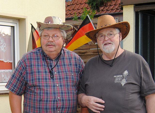 Joachim und Volkhart