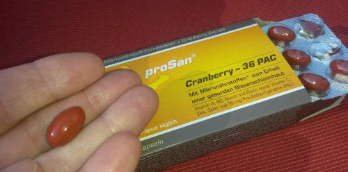 proSan Cranberry-36 PAC-Packung ©  Mitglied