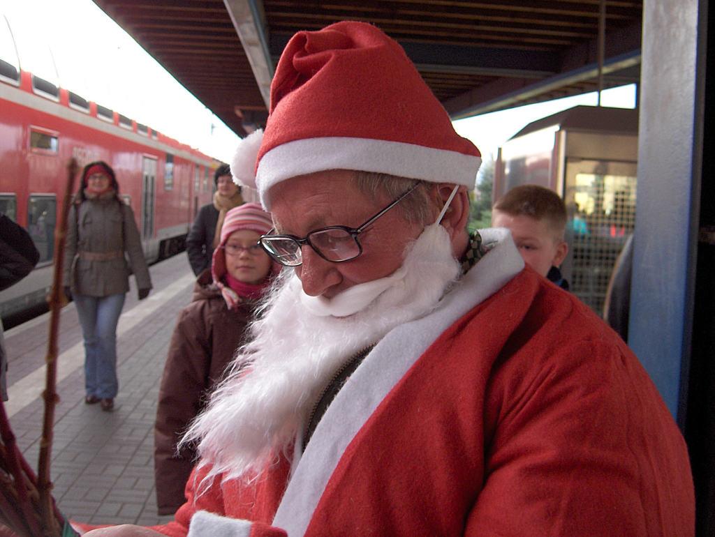 Unser Weihnachtsmann cocola/Christian