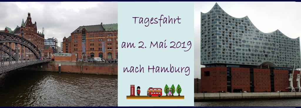Tagesfahrt Hamburg