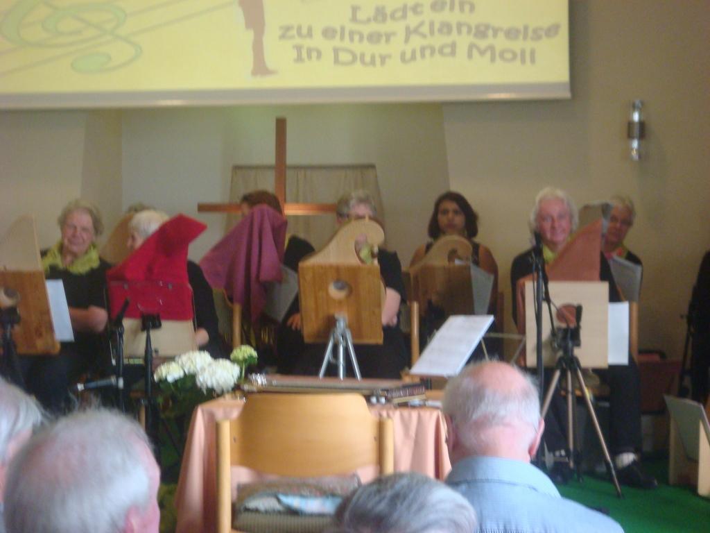 Ensemble VIELSA(E)ITIG..Klangreise in Dur und Moll