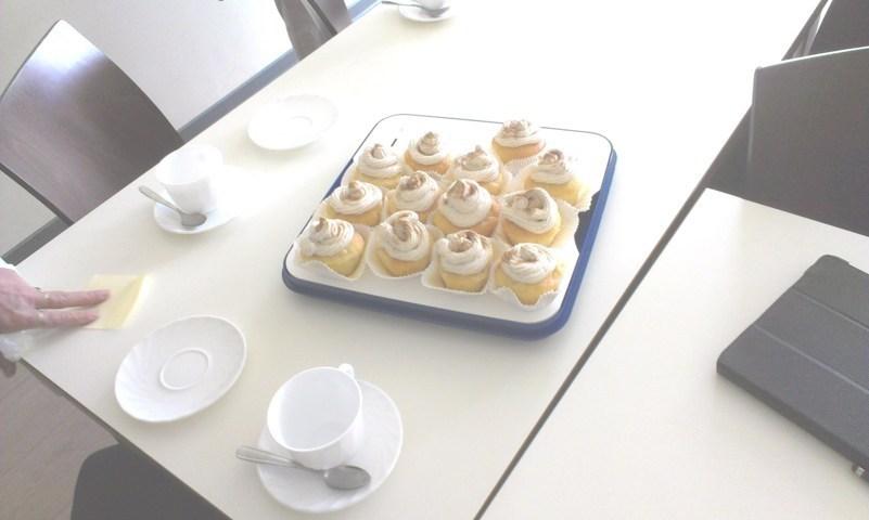 Leckere Muffins von Jo gesponsert