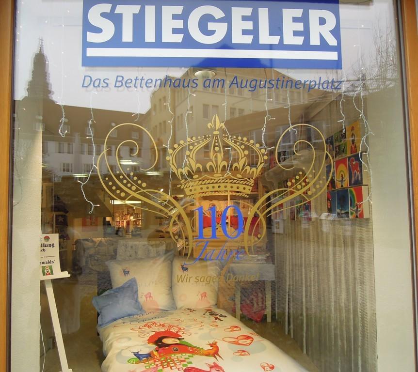 110 Jahre Stiegeler
