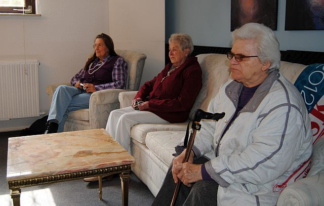 Ingrid, Christa und Rita