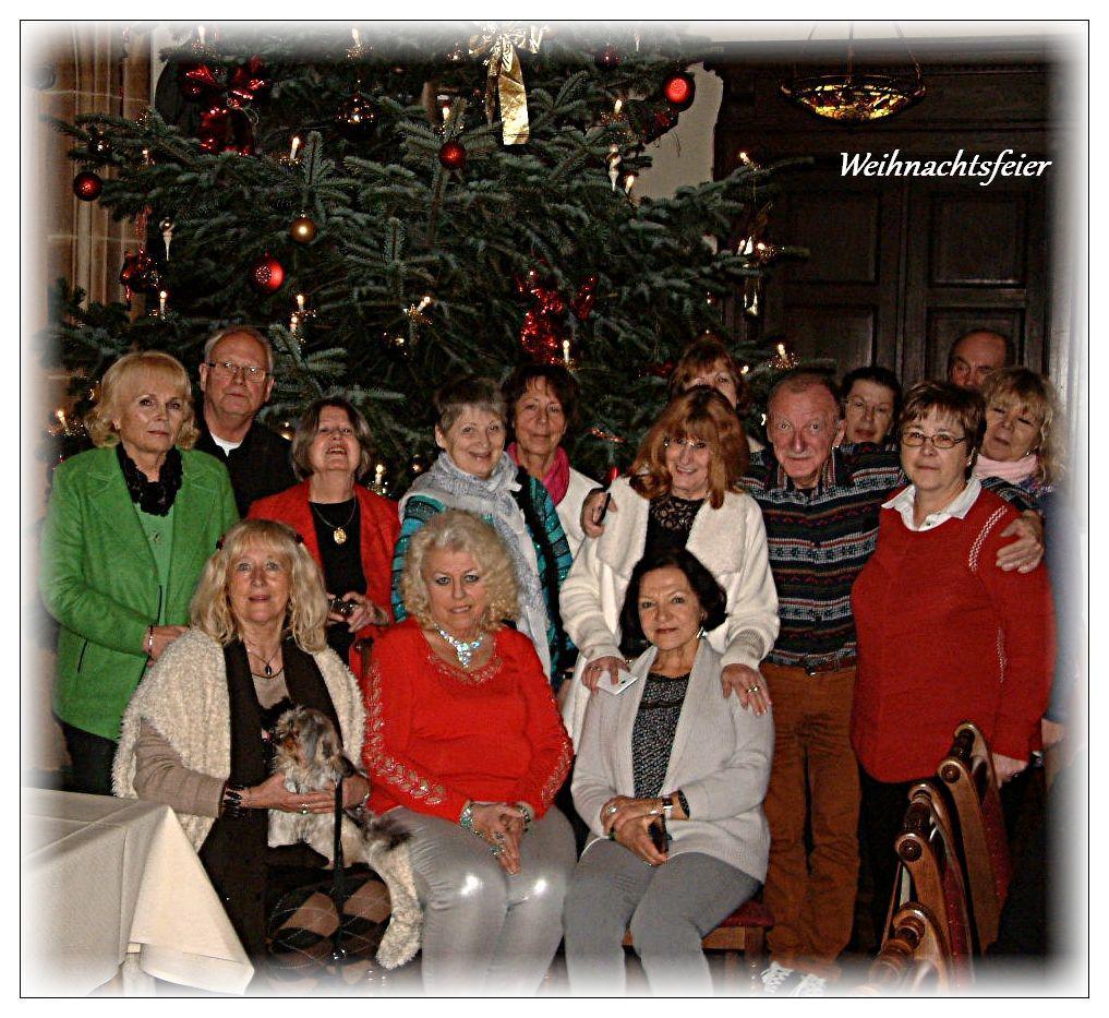 Weihnachtsfeier Rede Lustig.10 Jähriges Bestehen Und Weihnachtsfeier