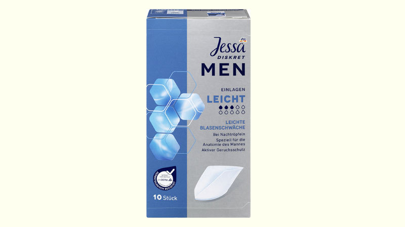 Jessa Diskret Men