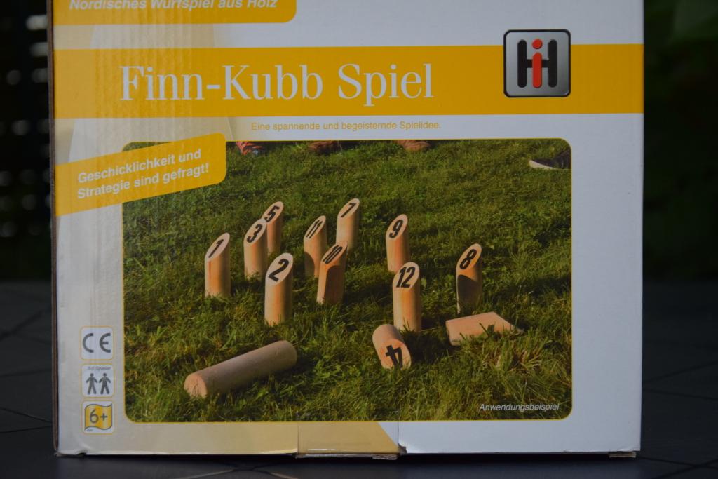 Finn-Kubb-Spiel