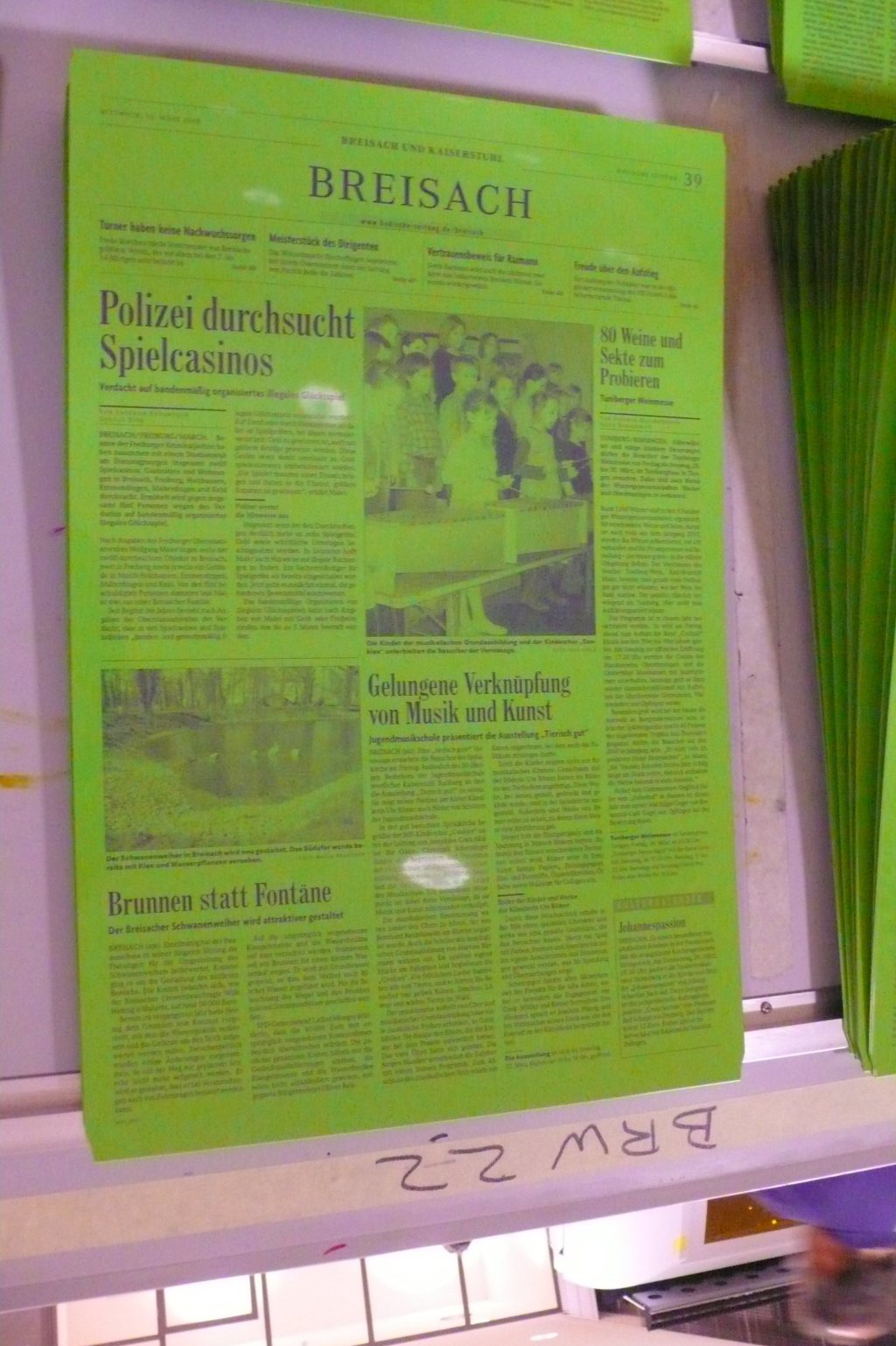 Badische Zeitung 13