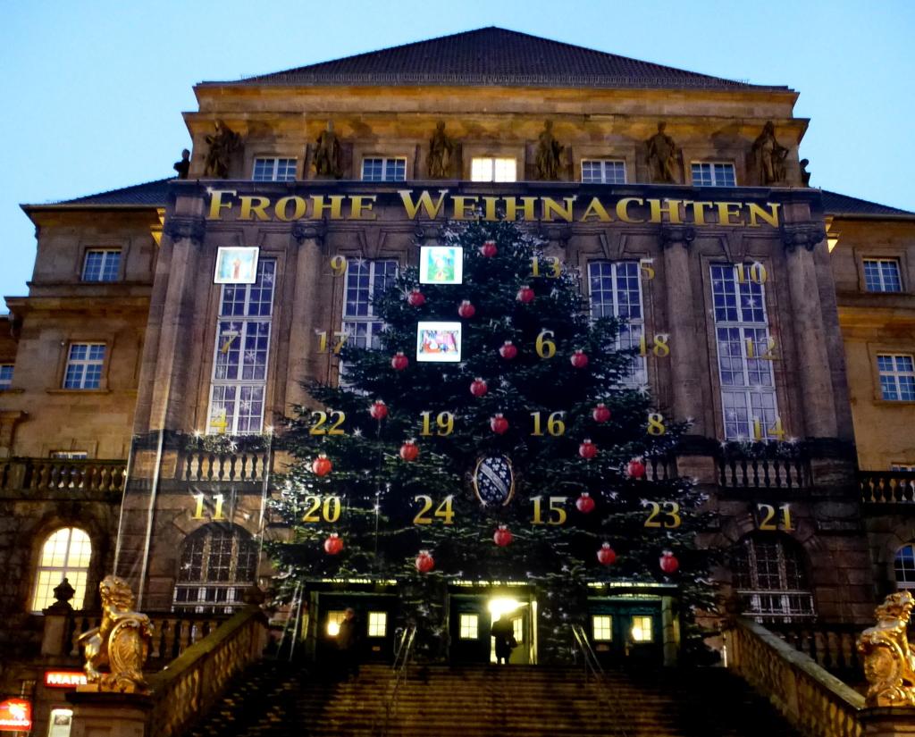 Weihnachtsmarkt Kassel Adresse