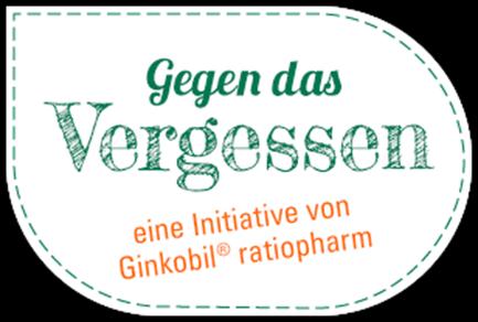 Logo Gegen das Vergessen