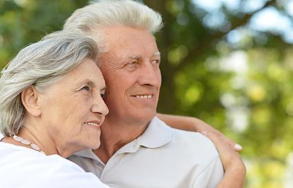 Zufriedenes Paar, © Aletia2011 - fotolia