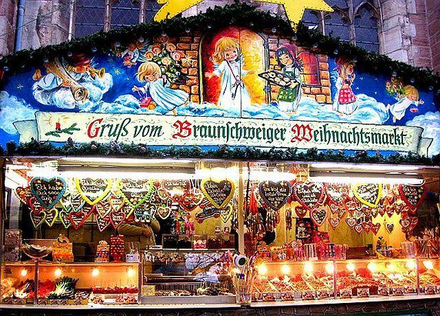 Weihnachtsmarkt Braunschweig.Weihnachtsmarkt Braunschweig Am 16 12 2008