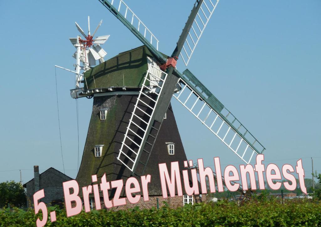 5. Britzer Mühlenfest