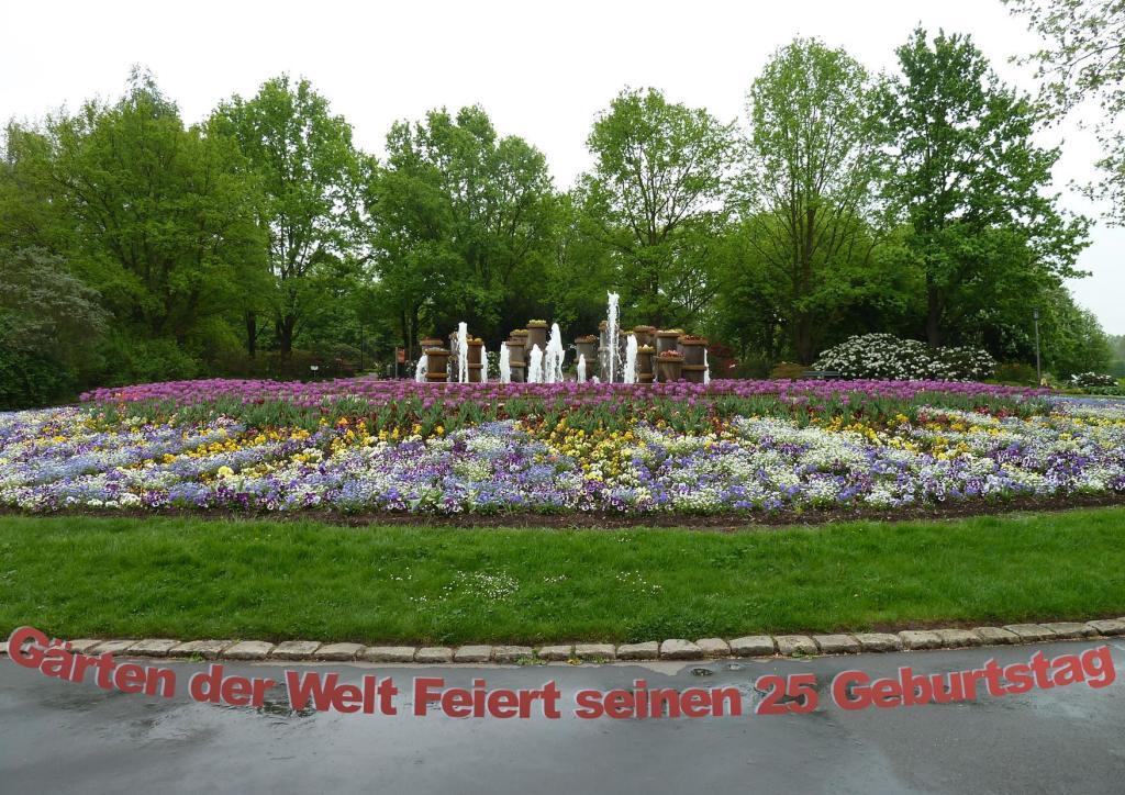 Gärten der Welt Feiert seinen 25 Geburtstag