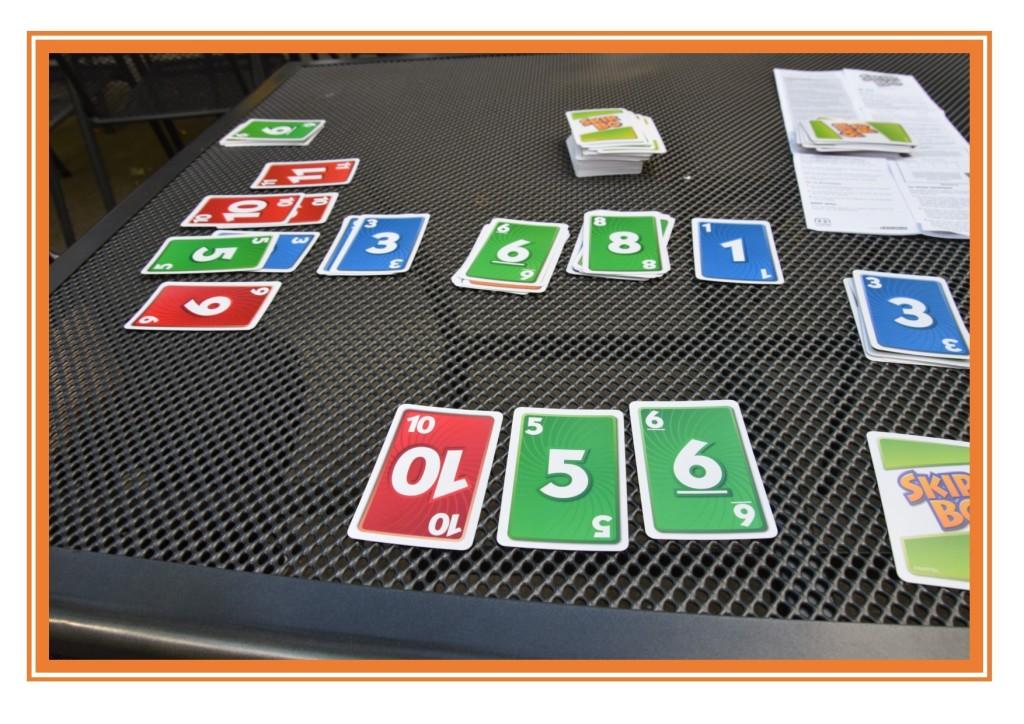 Spielkartengruppe