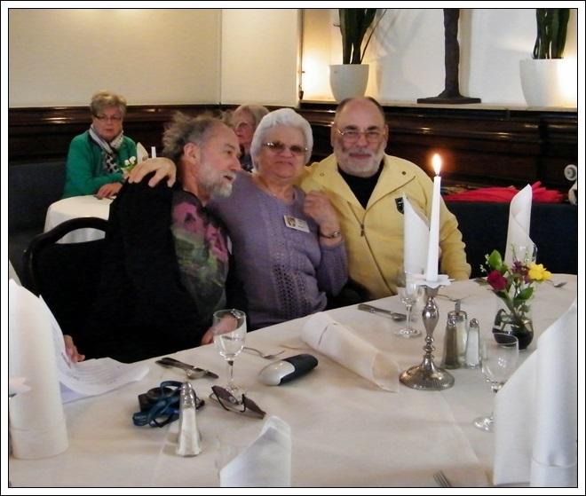Jack, Rita und Dieter