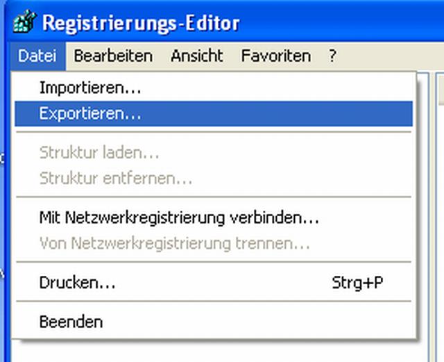RegEdit_Export