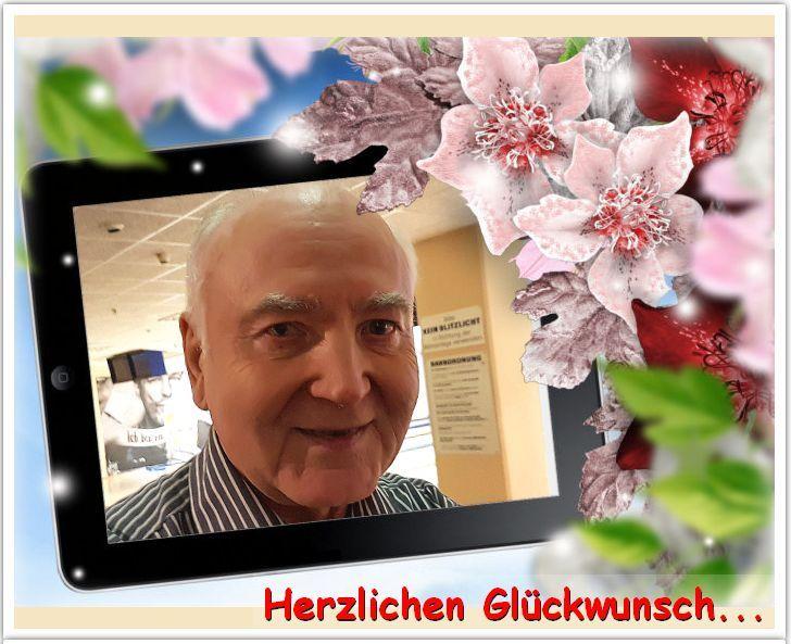 Ed43 Hans Werner Hat Heute Geburtstag