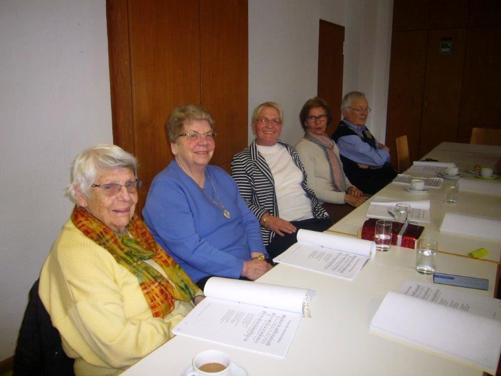 Monatliches Treffen April 2016