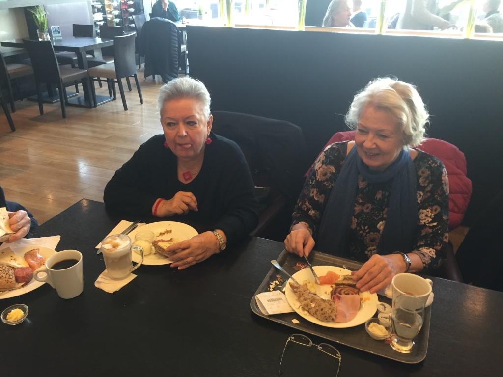 Frühstücks-Treff