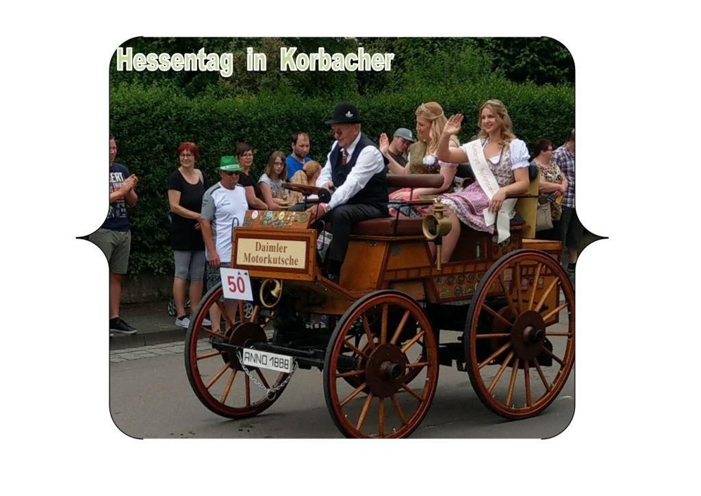 Hessentag in Korbacher
