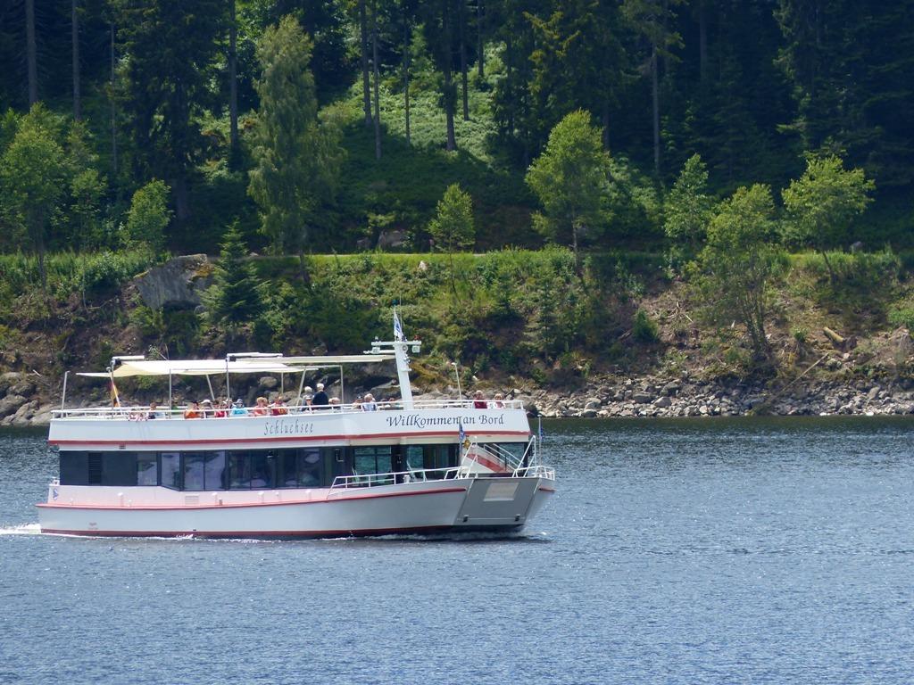 Schiffchenfahrt Schluchsee
