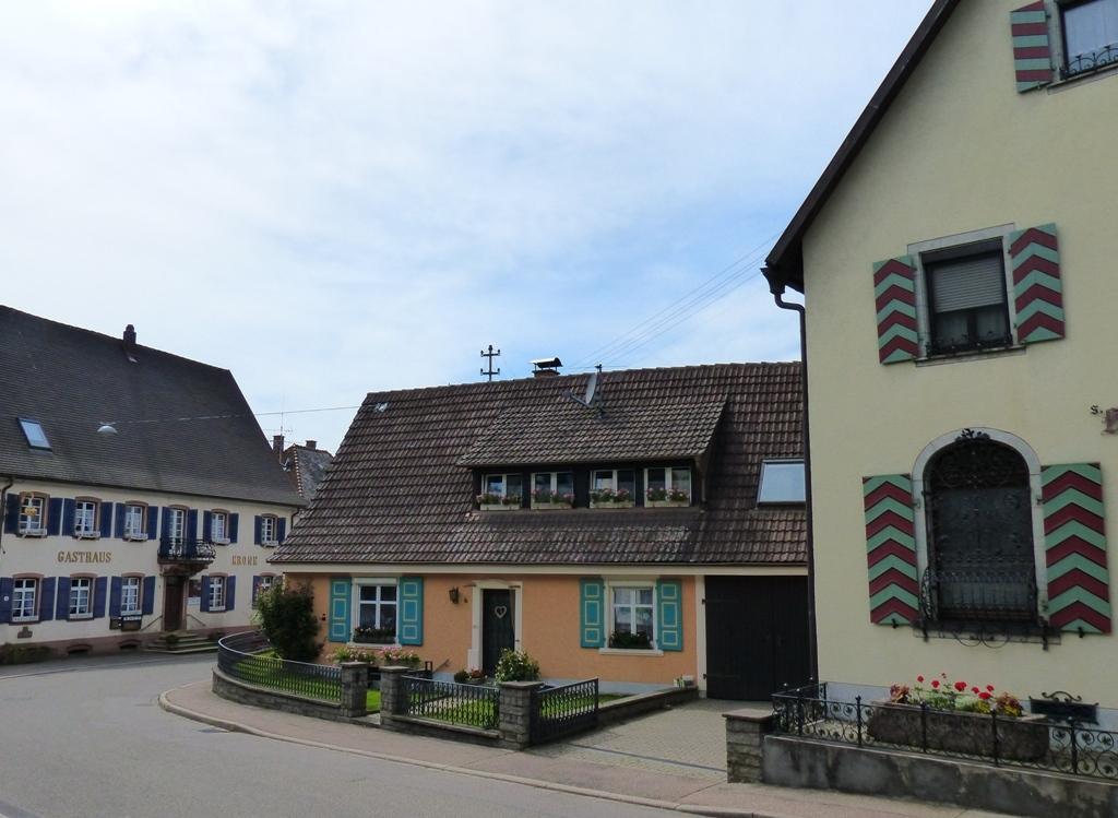 Batzenberg-Radtour