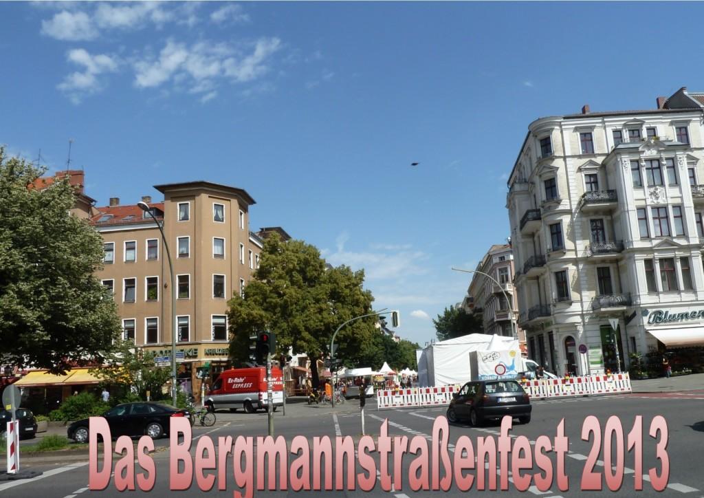 Das Bergmannstraßenfest 2013