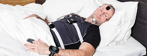 Schlaflabor Diagnostik