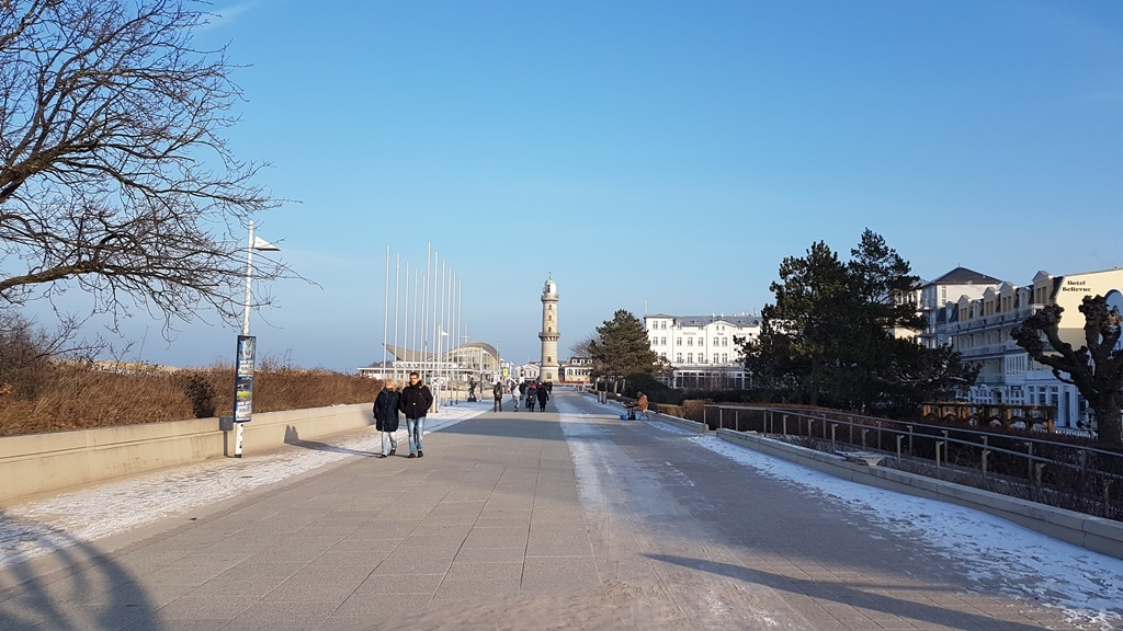 Warnemünder Promenade