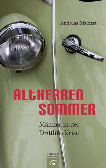 Buchcover Altherrensommer