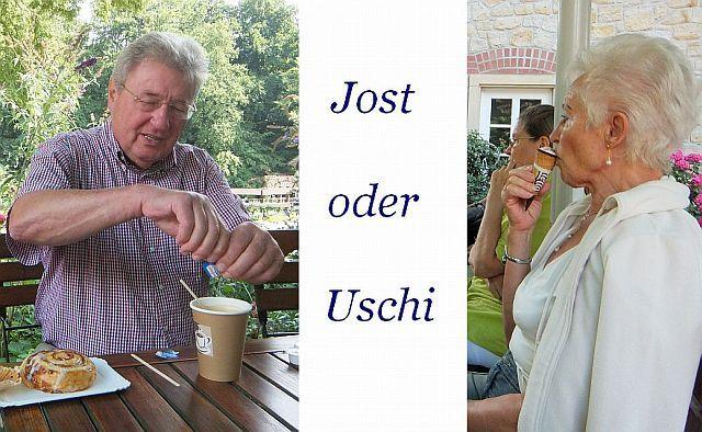 Jost und Uschi