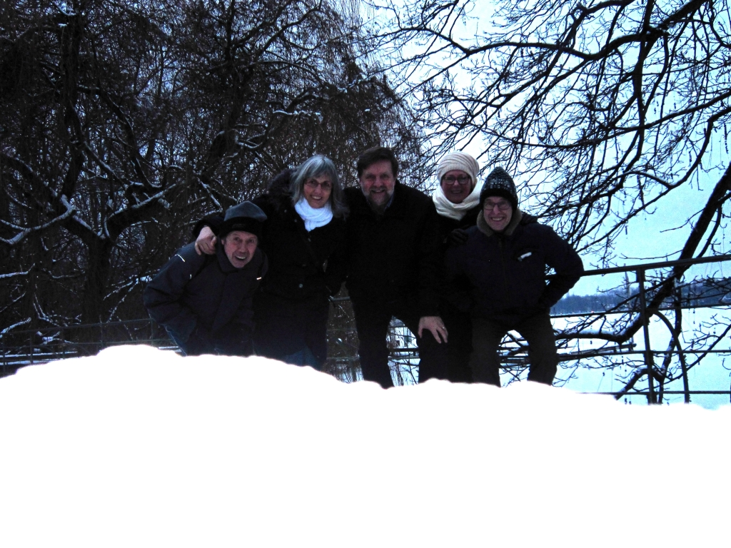 Winterspaziergang 20.01.2016