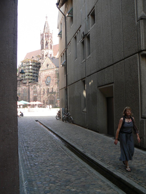 Die Gäßle zum Münster