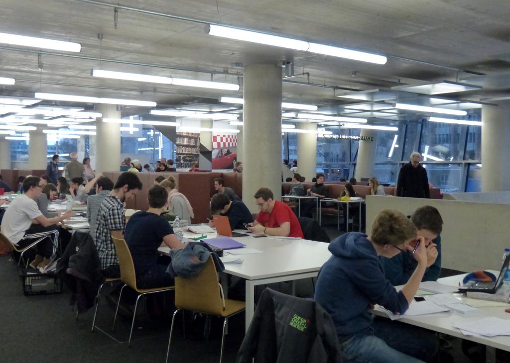 Unibibliothek Freiburg Februar 2016