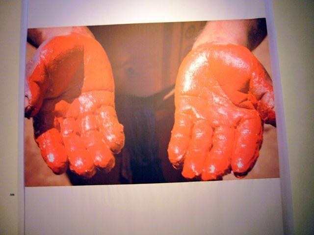 Foto im Museum