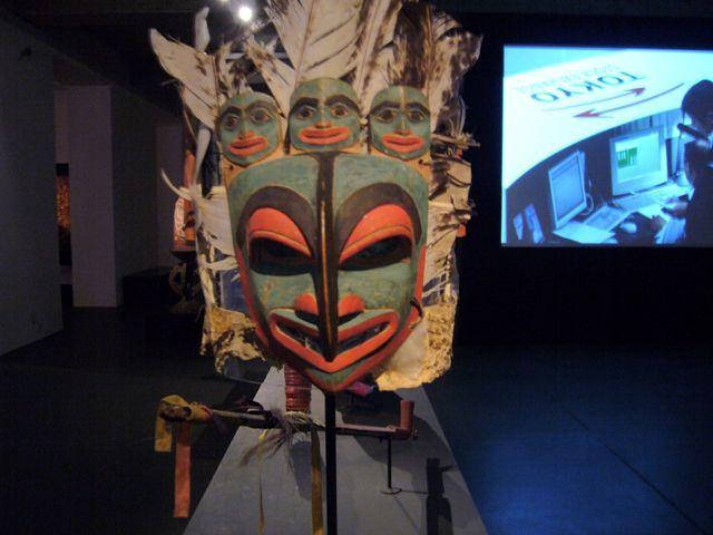 Maske Museum für Kulturen Basel