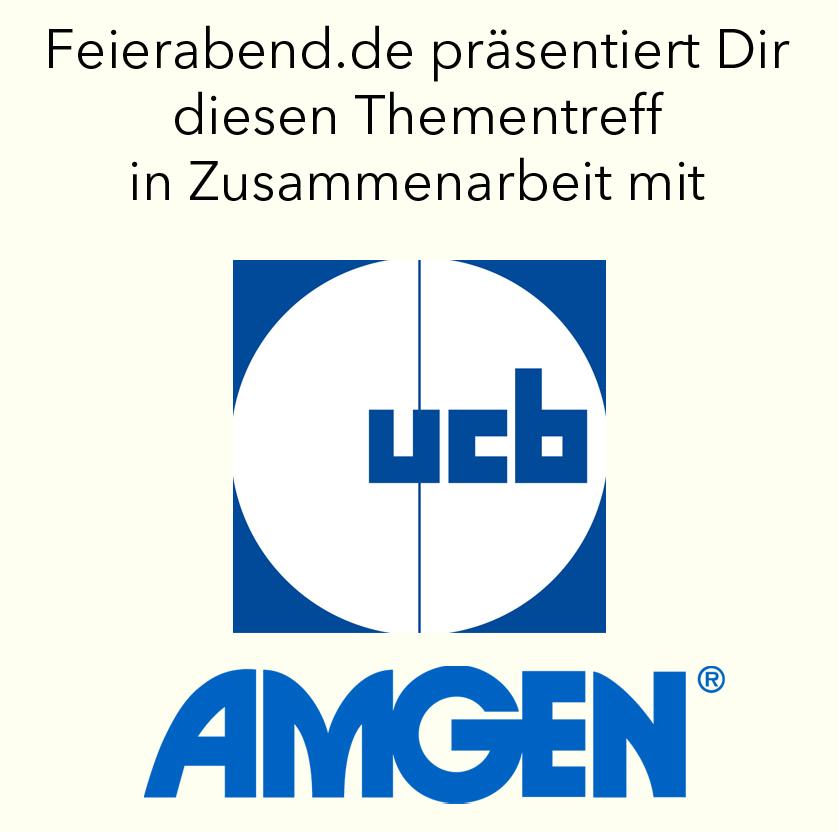 Logo UCB und AMGEN